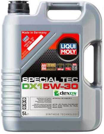 Olej Liqui Moly Special Tec DX1 5W30 5L