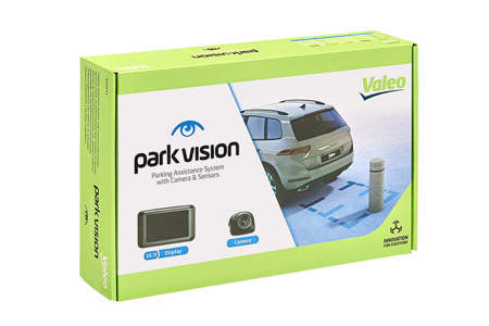 Valeo Park/Vision - Kamera cofania