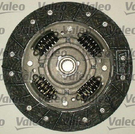 Zestaw sprzęgła Valeo Fiat Palio